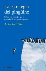 Cubierta del libro de Antonio Núñez